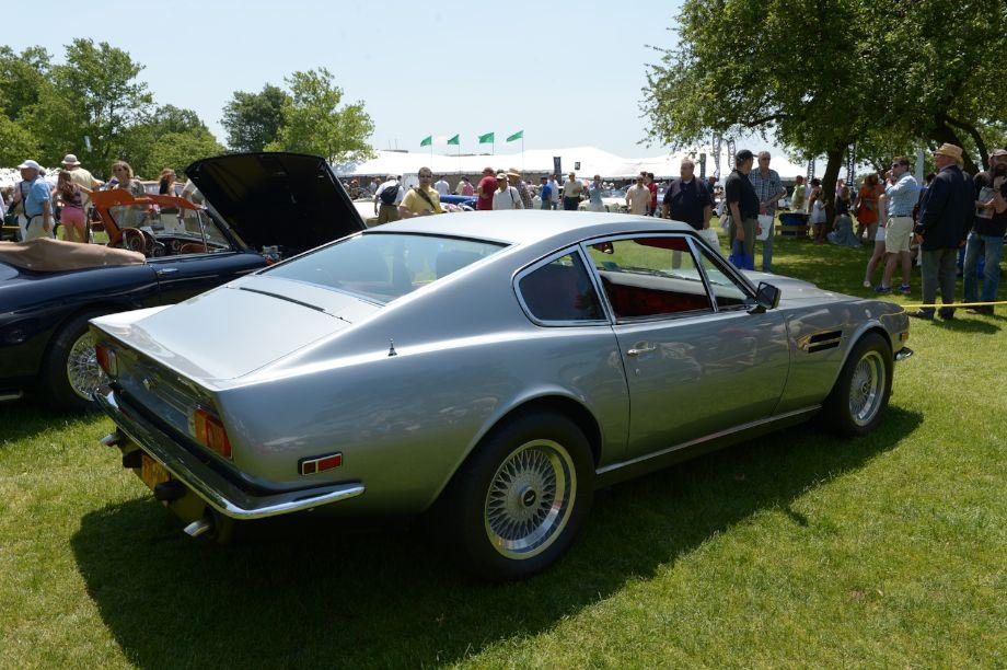 1979 Aston Martin V8 Vantage- Zachary G. Schulman.