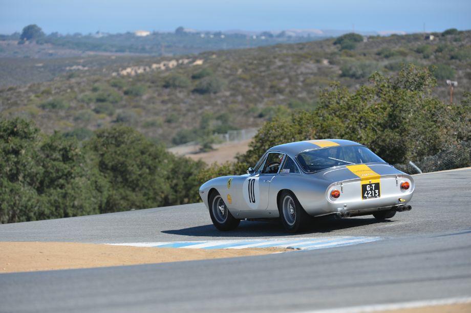 1962 Ferrari 250 GT Lusso Competizione.