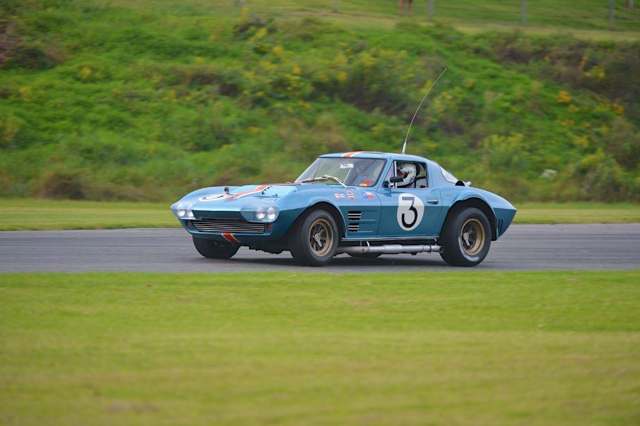 1963 Chevrolet Corvette Gran Sport.