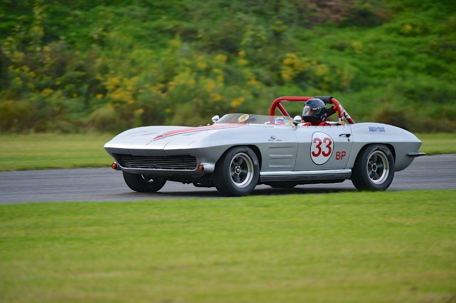 1964 Chevrolet Corvette Tom Cotter.