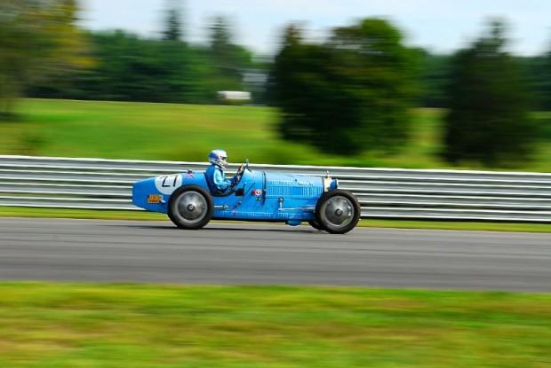 1927 Bugatti Type 35B, Richard Longes