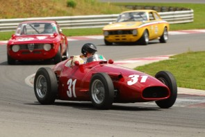 Ex-Stirling Moss and Juan Manuel Fangio Maserati 250F will participate in the inaugural race