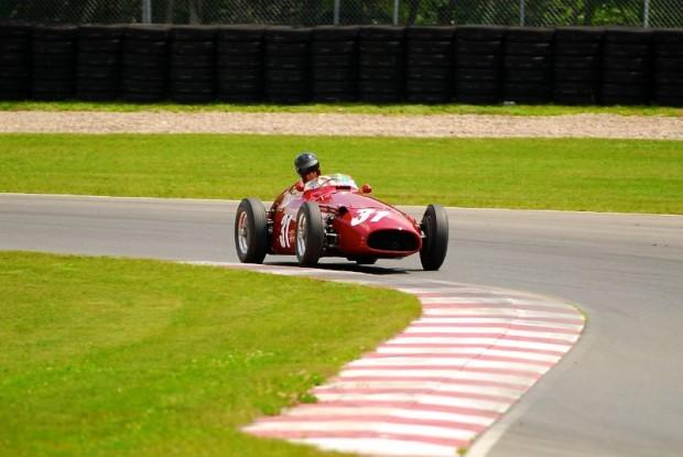 Peter Giddings Maserati 250F