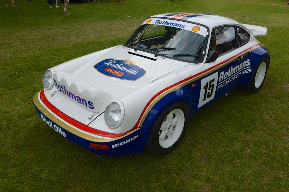Rothmans 1984 Porsche 911 SC/RS Works Rally