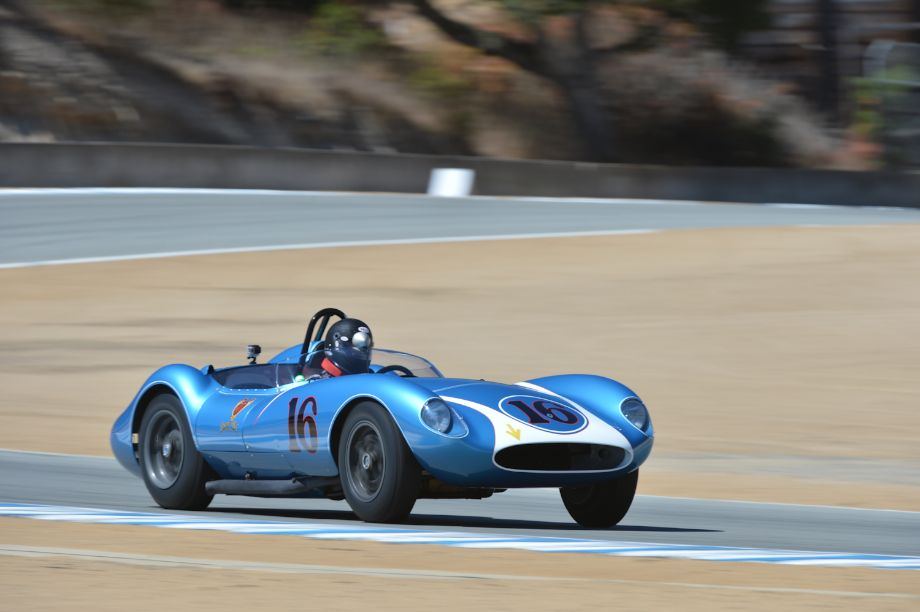 1958 Scarab Mk1