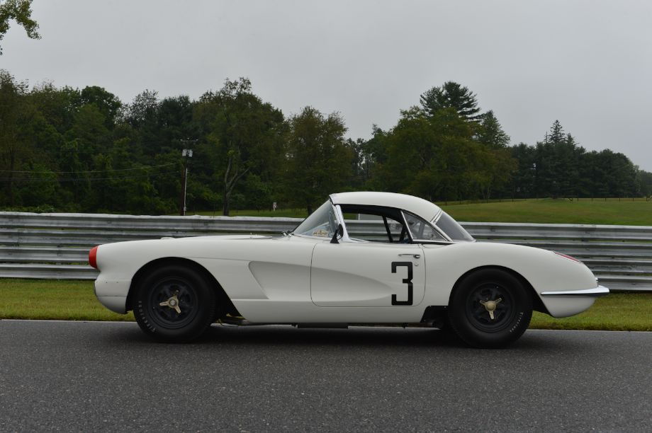 1960 Chevrolet Corvette (Fitch/Le Mans)