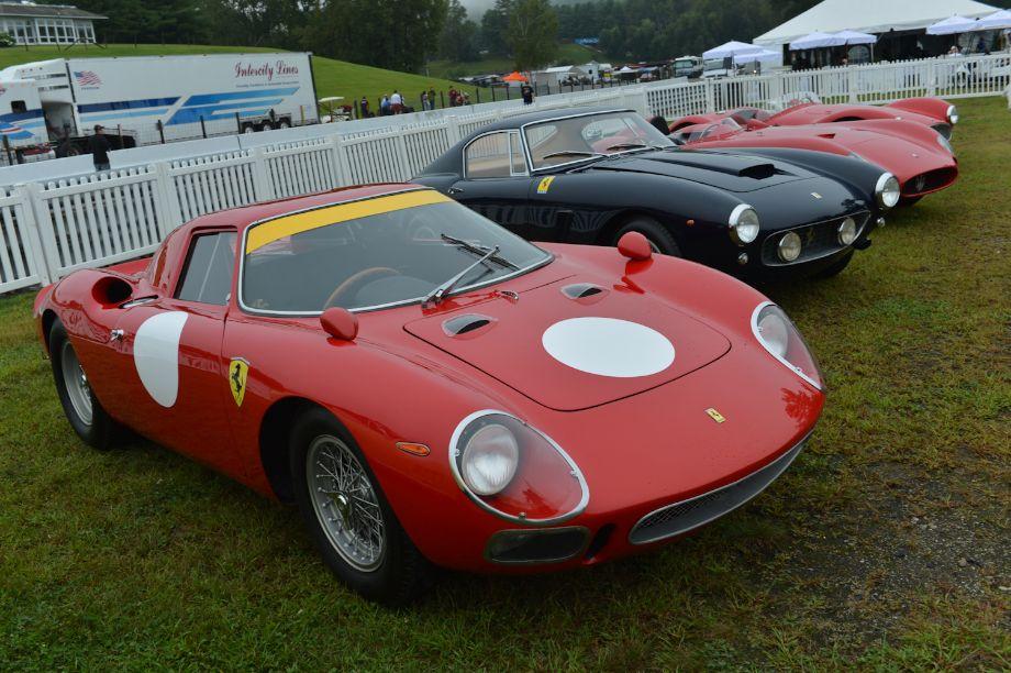 1965 Ferrari 250 LM.