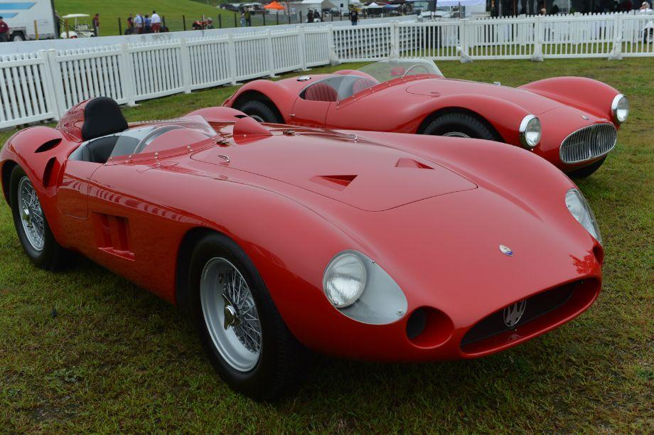 1956 Maserati Tipo 300S.