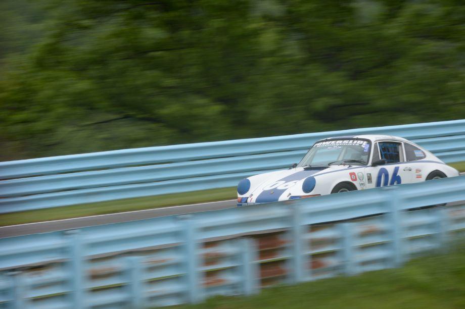 Skott Burkland 1969 911 Porsche.