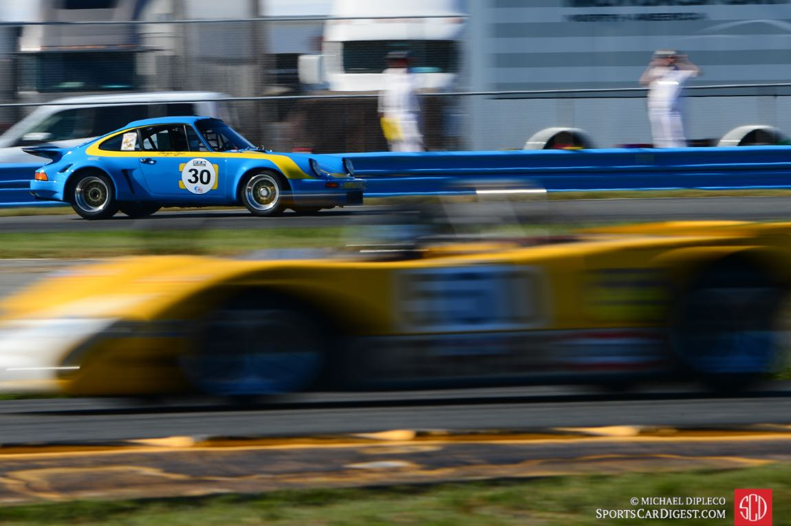 1974 Porsche 911 RSR.