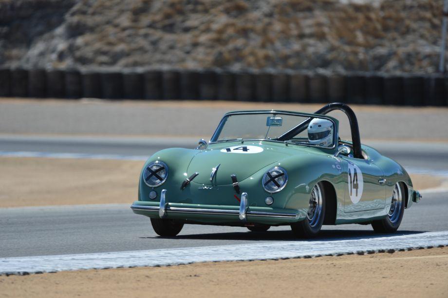 1952 Porsche 356 Heuer.