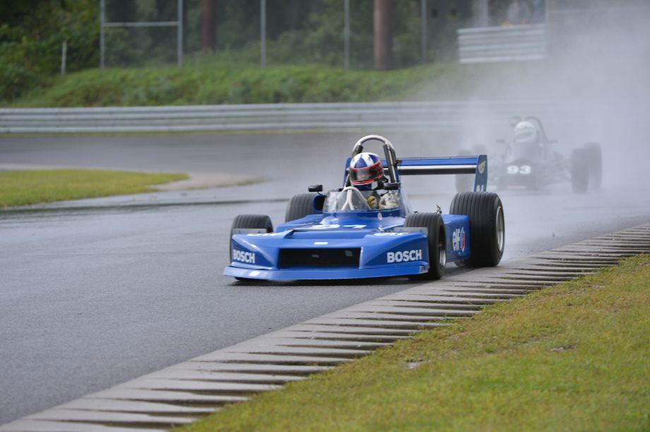 1979 March 79B Formula Atlantic.