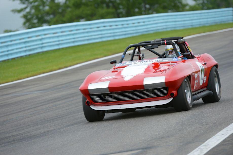 1965 Corvette Jim Glass.