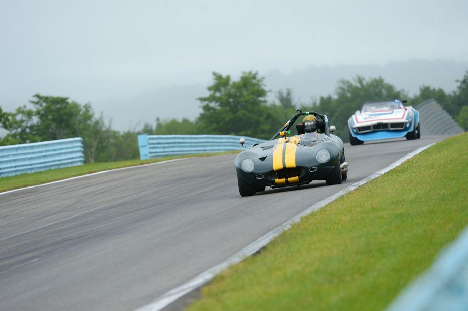 1967 Jaguar XK-E Randy Williams.