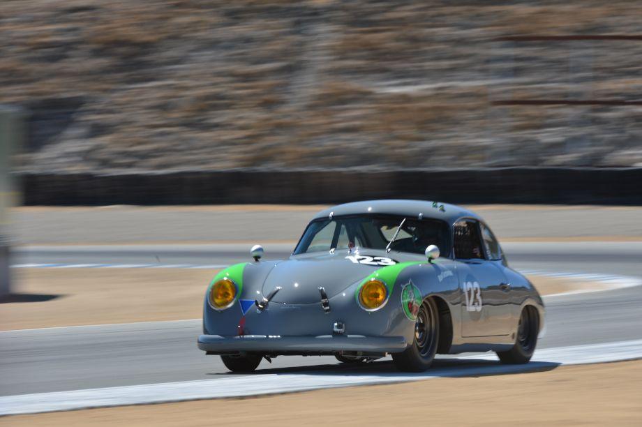 1954 Porsche 356 Pre A.