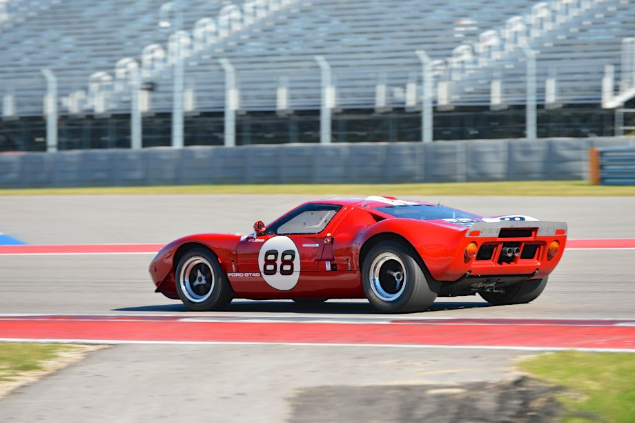 1969 Ford GT40 - Randy Johnson.