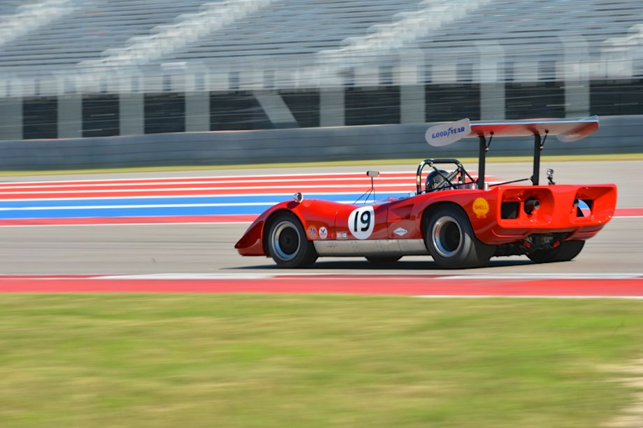1969 Lola T163 Can-Am - Greg Mitchell