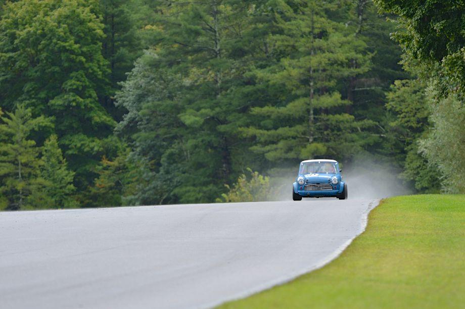 1965 Austin Mini Cooper S.