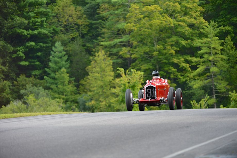 1931 Alfa Romeo Tipo B P3 of Peter Giddings