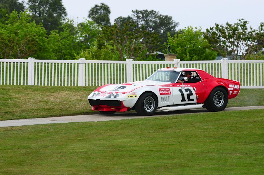1968 Owens/Corning Chevrolet Corvette L88 race car