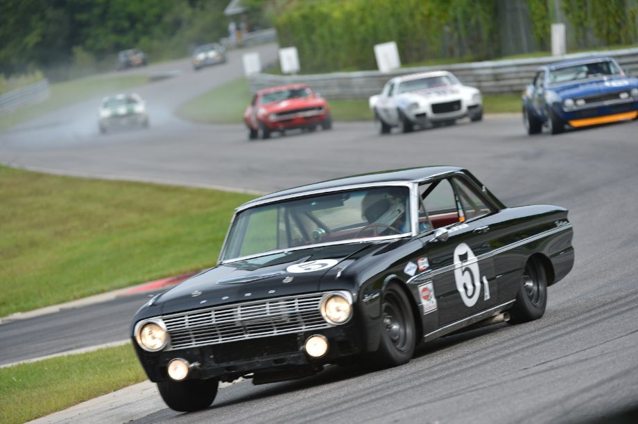 1963 Ford Falcon Sprint.