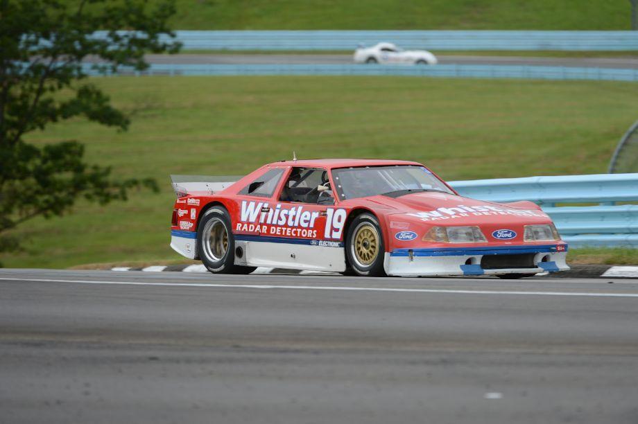 1989 Ford Mustang- Dick Howe.