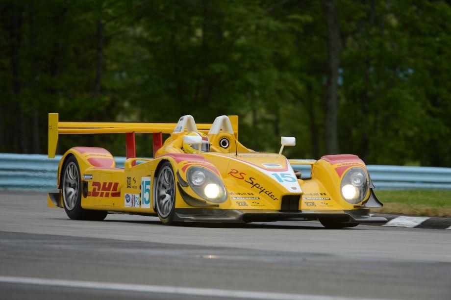 2006 Porsche RS Spyder- Christian Zugel.