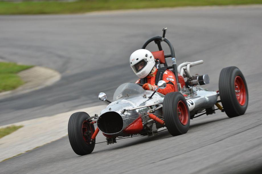 1961 Dreossi Special Formula Jr.