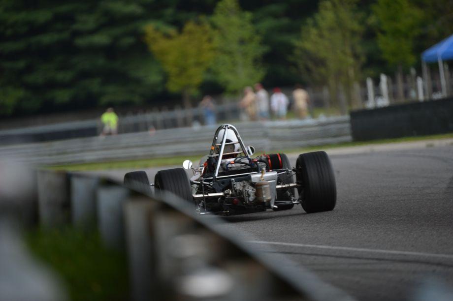 Open-wheel racing
