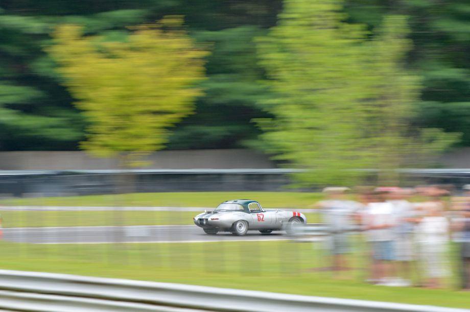 Another Fast Cat - 1962 Jaguar E-Type.