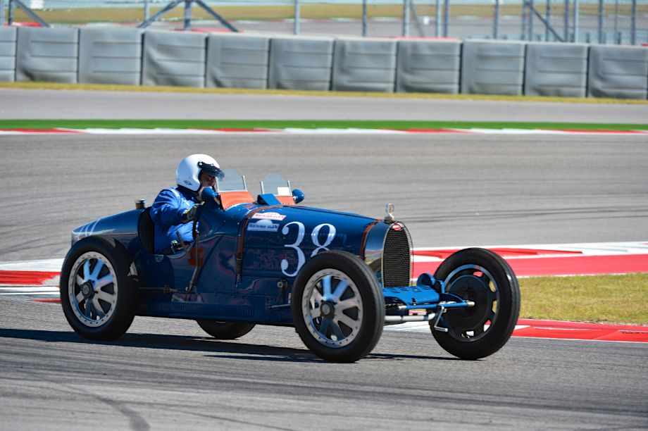 1925 Bugatti T35A Grand Prix.