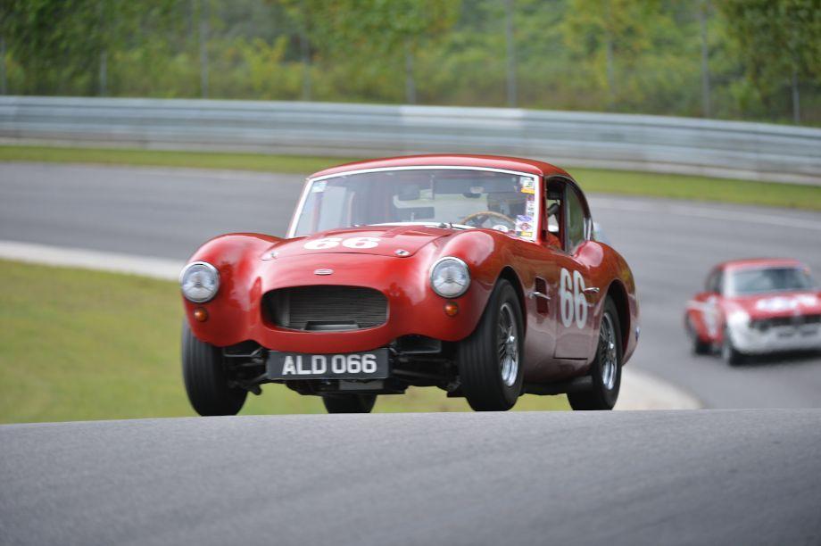 1958 Allard GT.