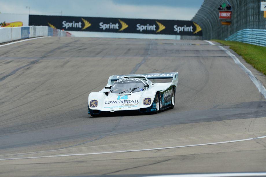 1985 Porsche 962- Dan Curry.
