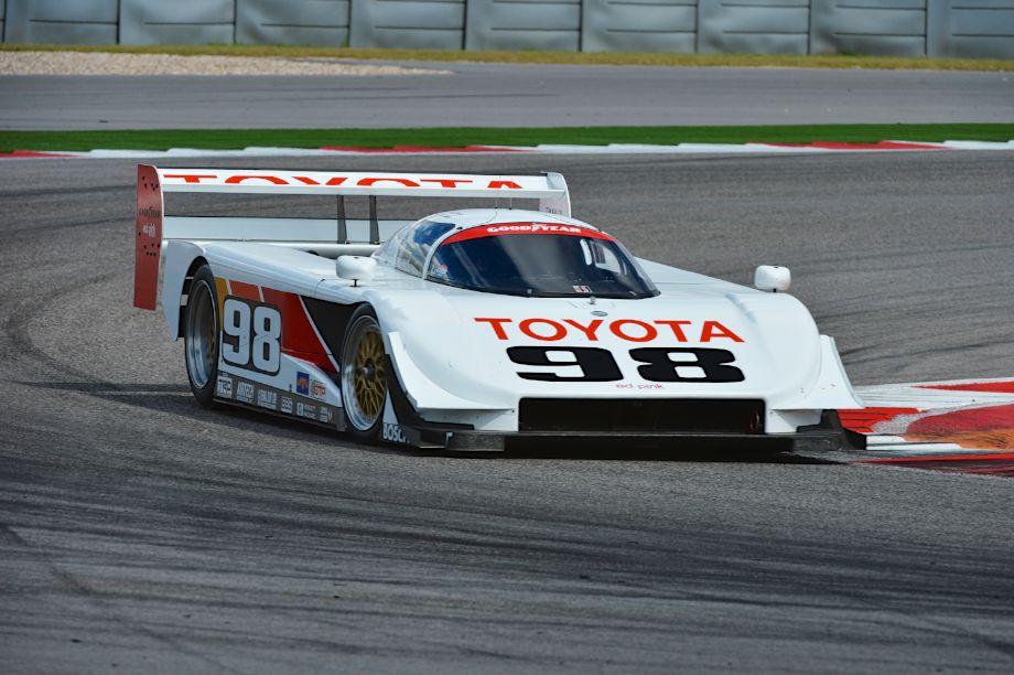 1992 Toyota IMSA GTP Eagle MKIII.