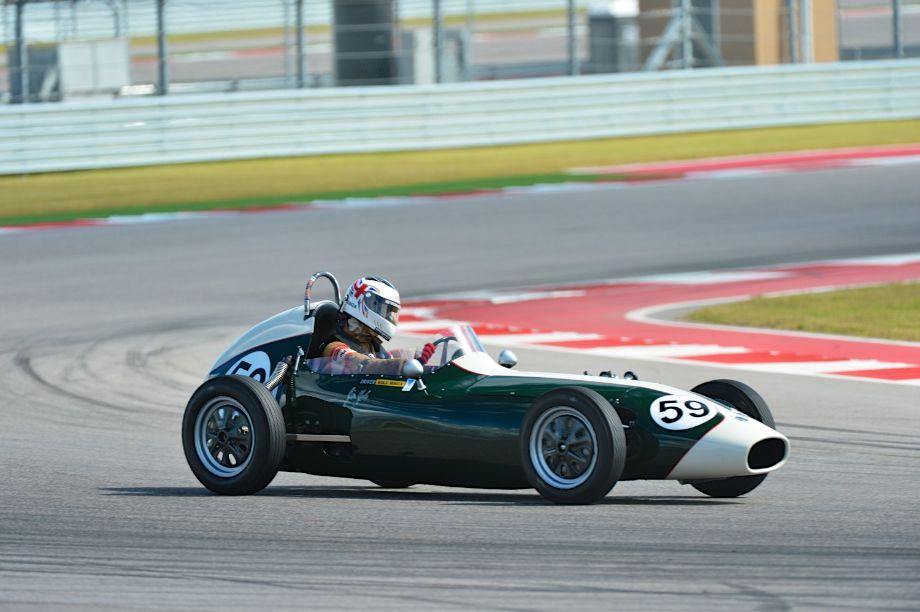 1959 Elva 100 Formula Jr.