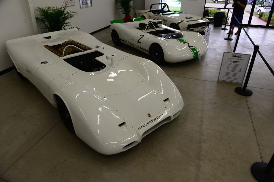 1969 Porsche 917 PA. Can Am series Prototype, 5.0 liter 680hp 12- cylinder.