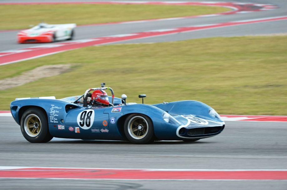 1966 Lola T70 MkIII Spyder