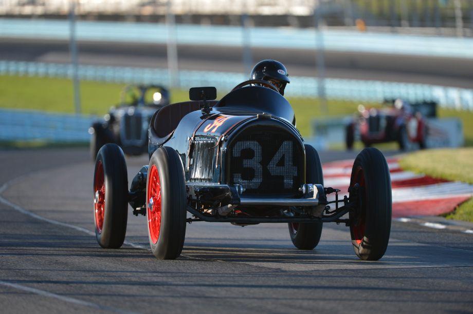 1934 Chevrolet Indy.