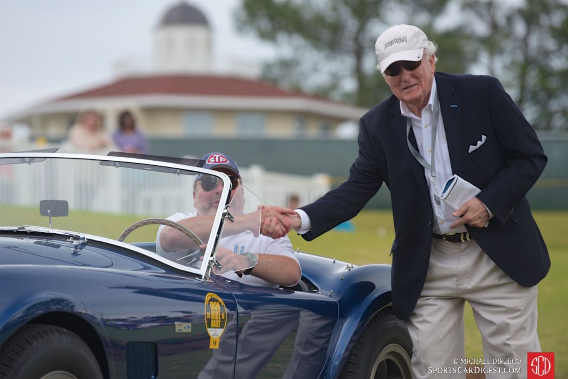 Chairman's Award: 1964 Shelby Cobra, Larry Page, Crozier, Va.
