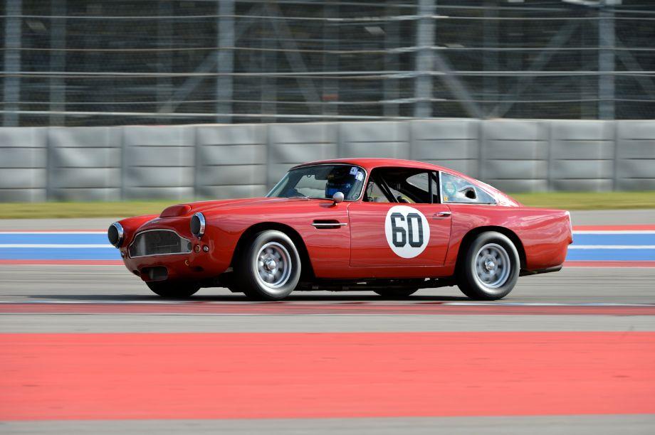 1959 Aston Martin DB4.