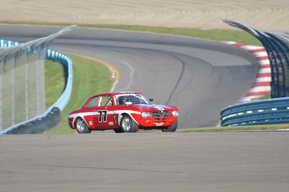 1971 Alfa Romeo GTV.