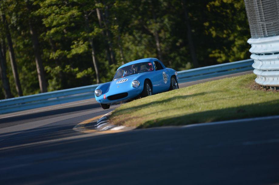 1961 Lotus Elite.