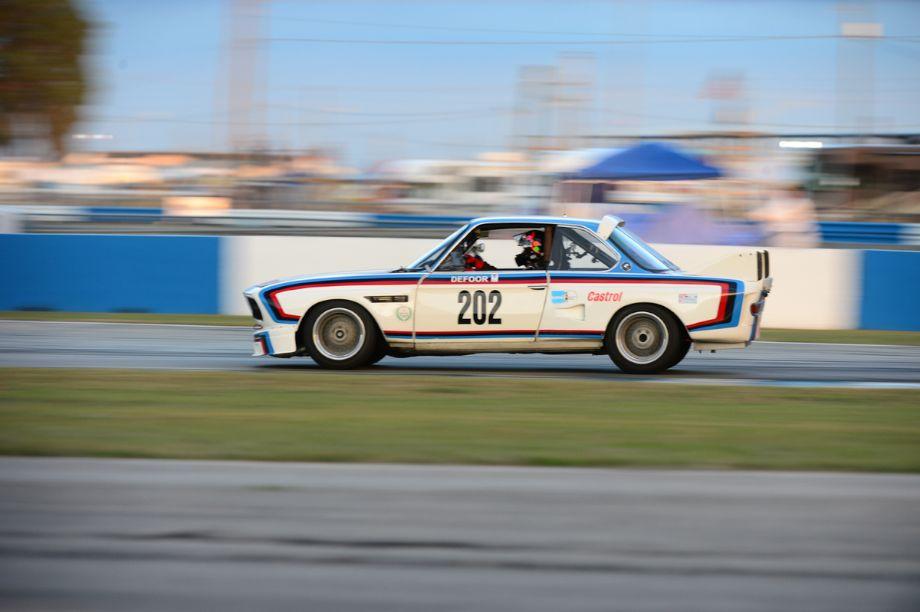 1973 BMW CSL.