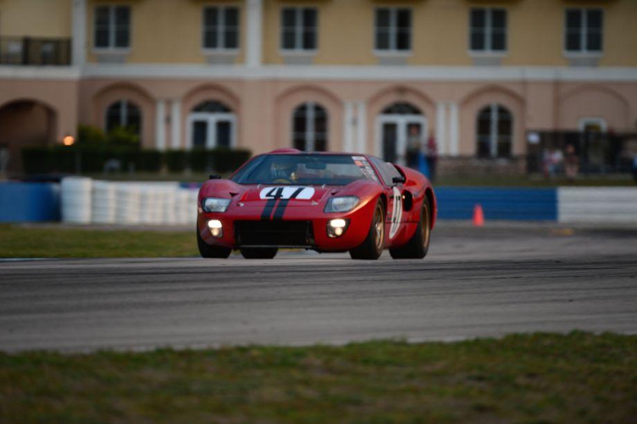 1969 Ford GT40 Mk II.