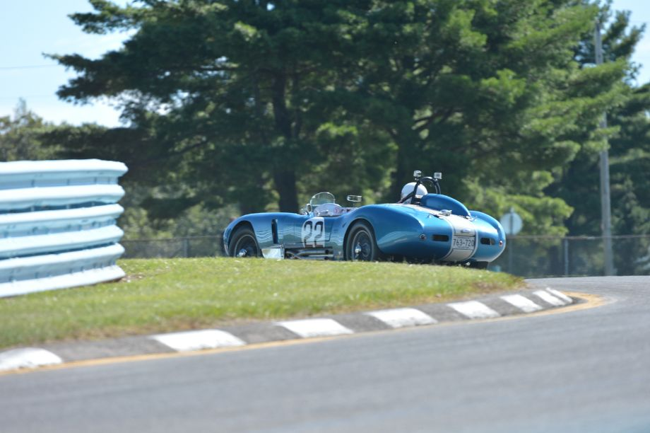 1954 Devin Jaguar.