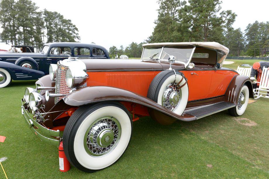 1931 Chrysler Imperial CG