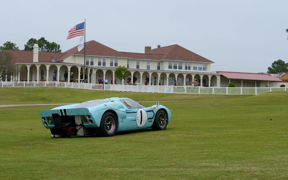 1967 Ford GT40 MkII