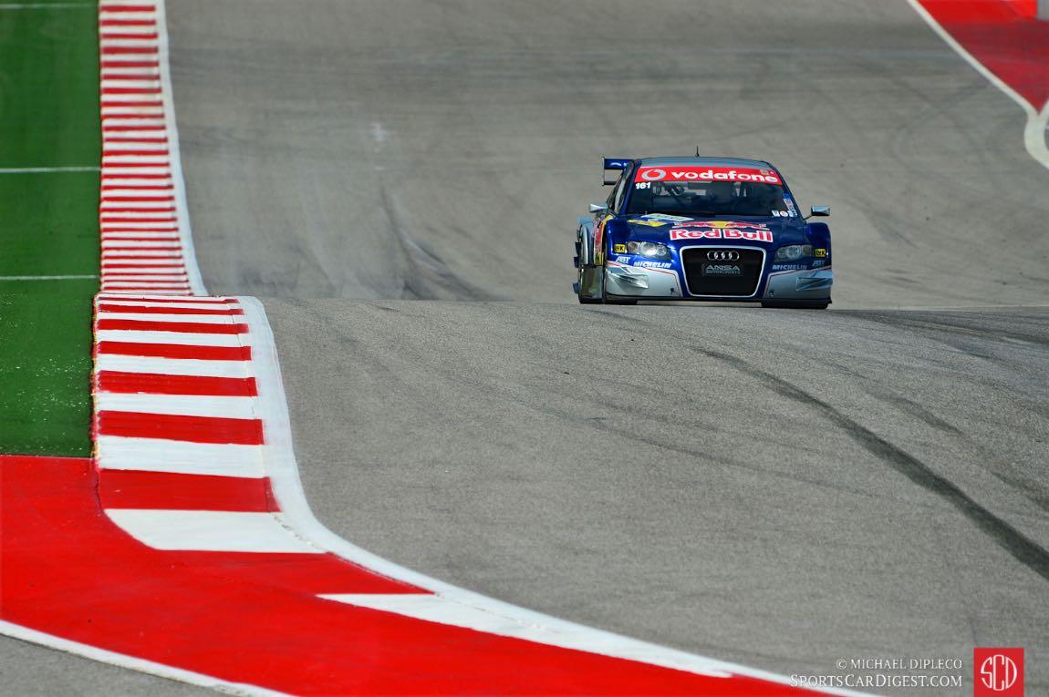 2006 Audi DTM R12T.