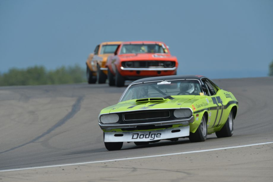 1970 Dodge Challenger.