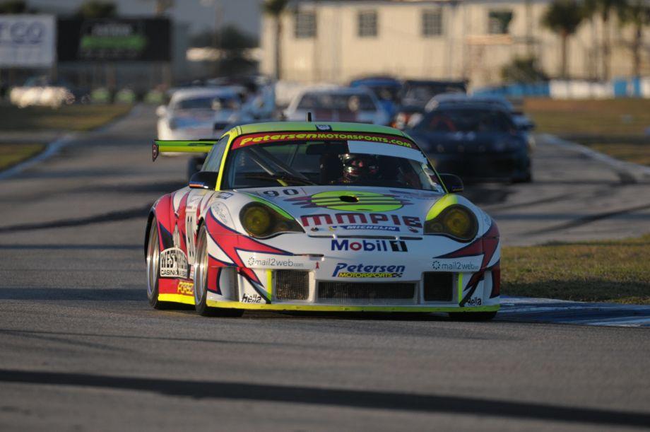 2004 Porsche 996 RSR.